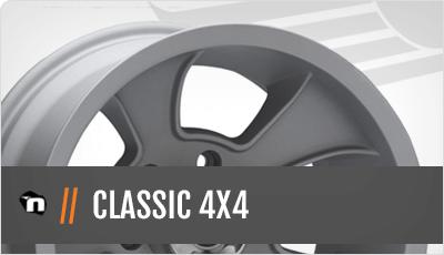 CLASSIC 4X4